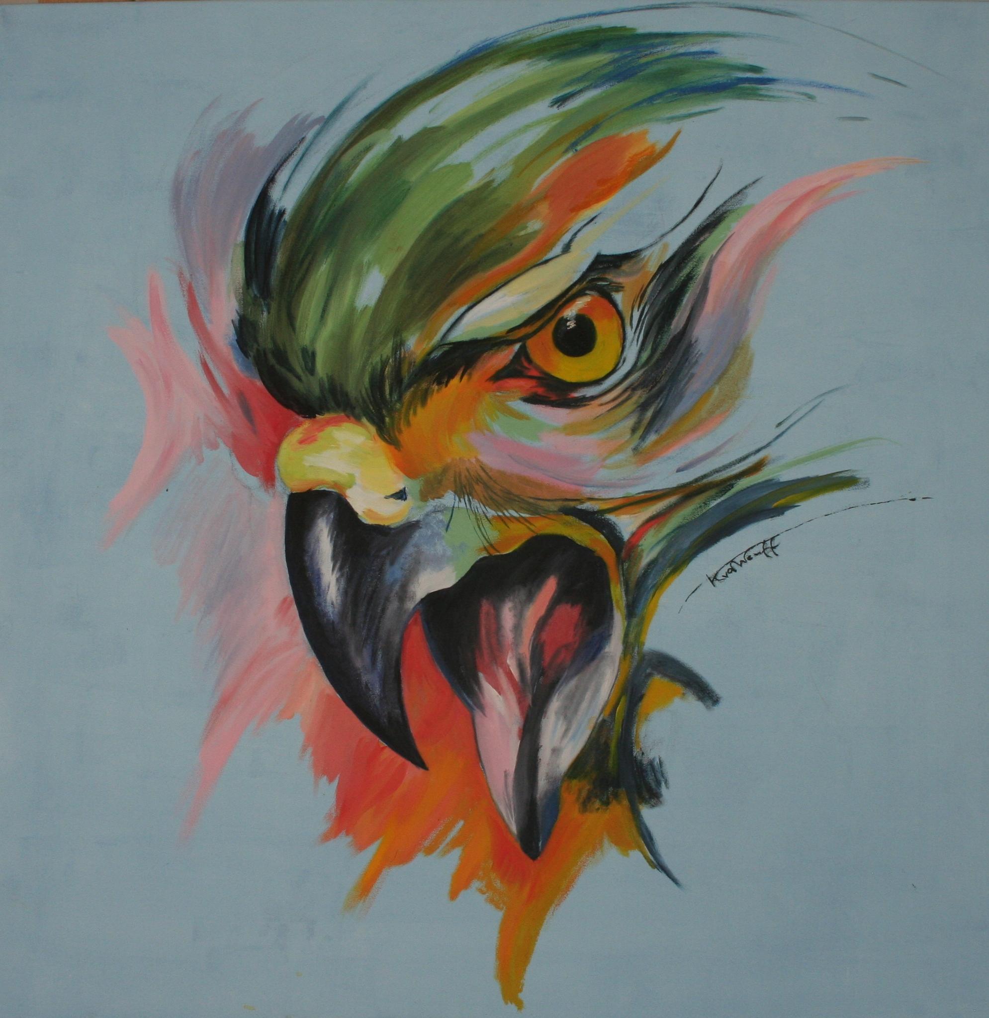 Angry bird, boze vogel, agressie