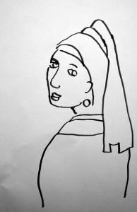 cartoontekening