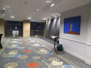 Expositie-Korja Malmo Scandic Hotel