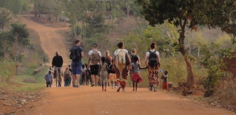 Veiling eigen schilderij voor Malawi